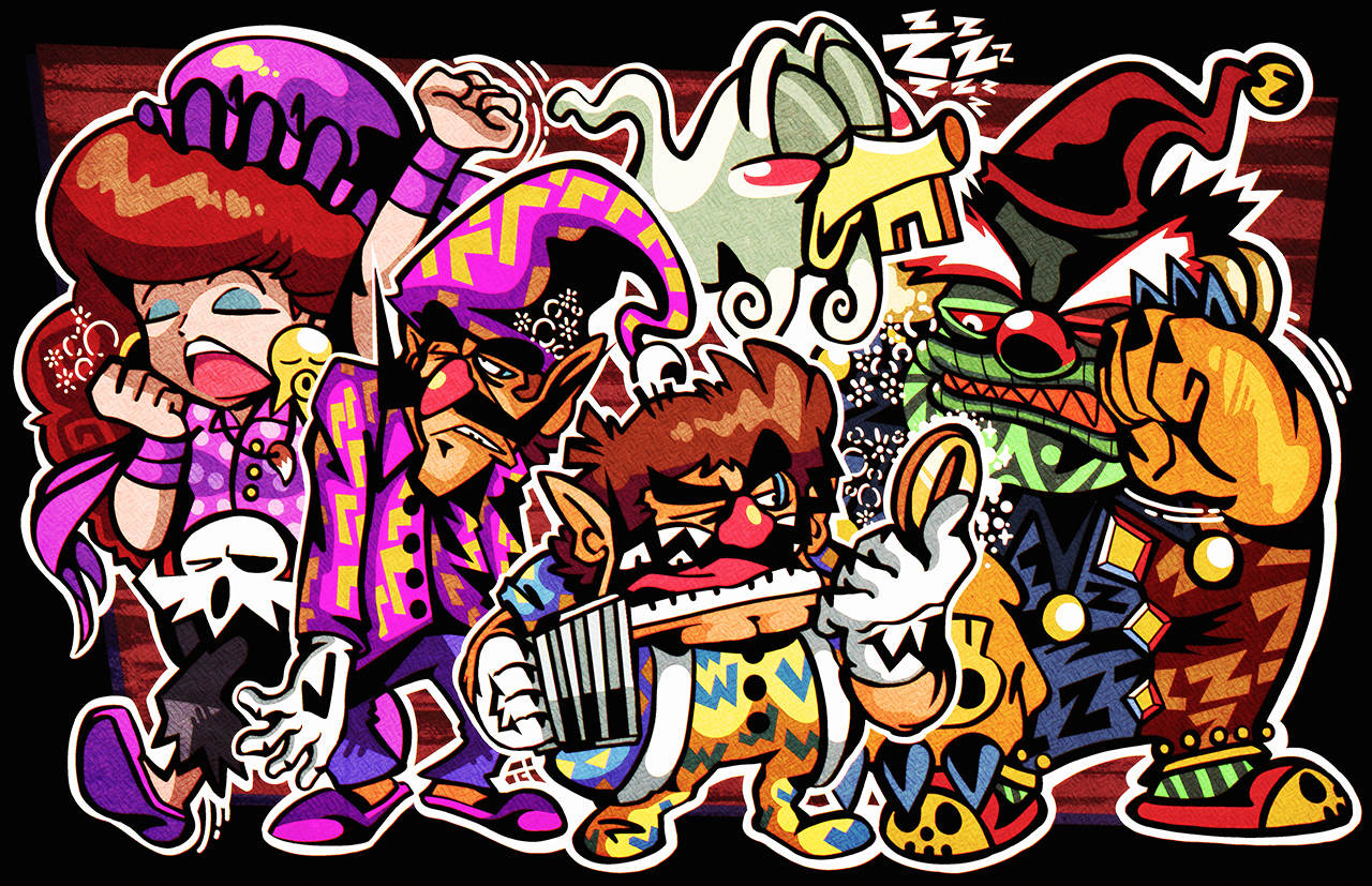 Another Year, Another WAH-it
