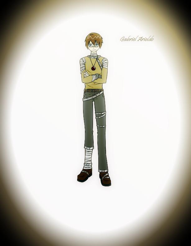 Gabriel Arialdo