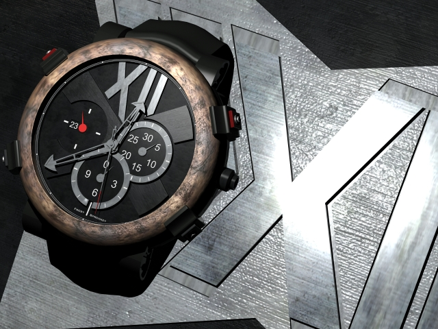 The Rust Watch