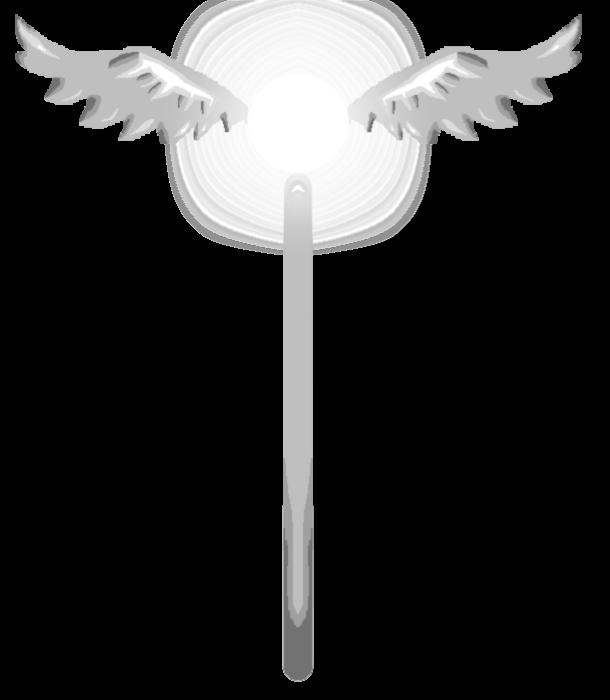 Angelic Staff