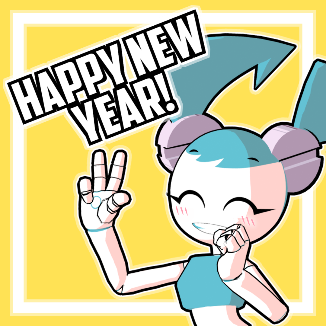Happy New Year! | 2021