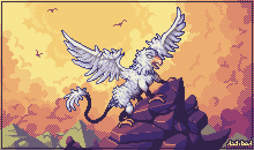 Griffin for Tokens of Natura