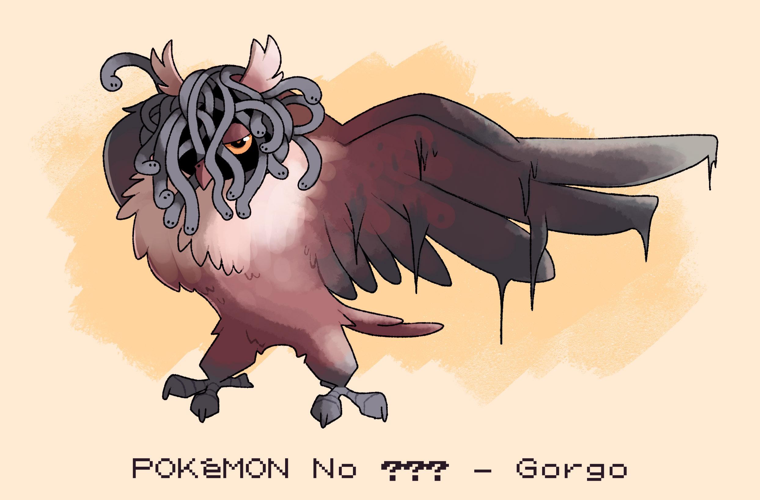 Fakemon: Gorgo
