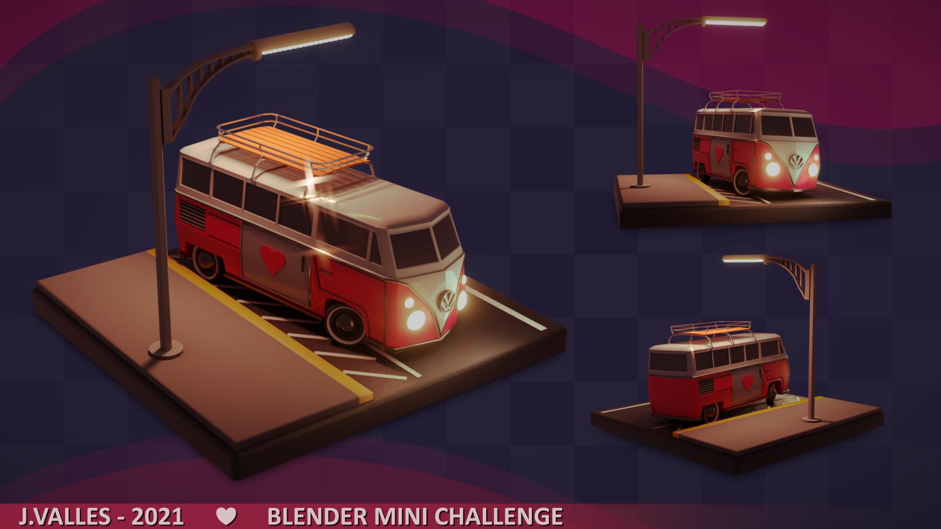 Combi - Blender mini challenge
