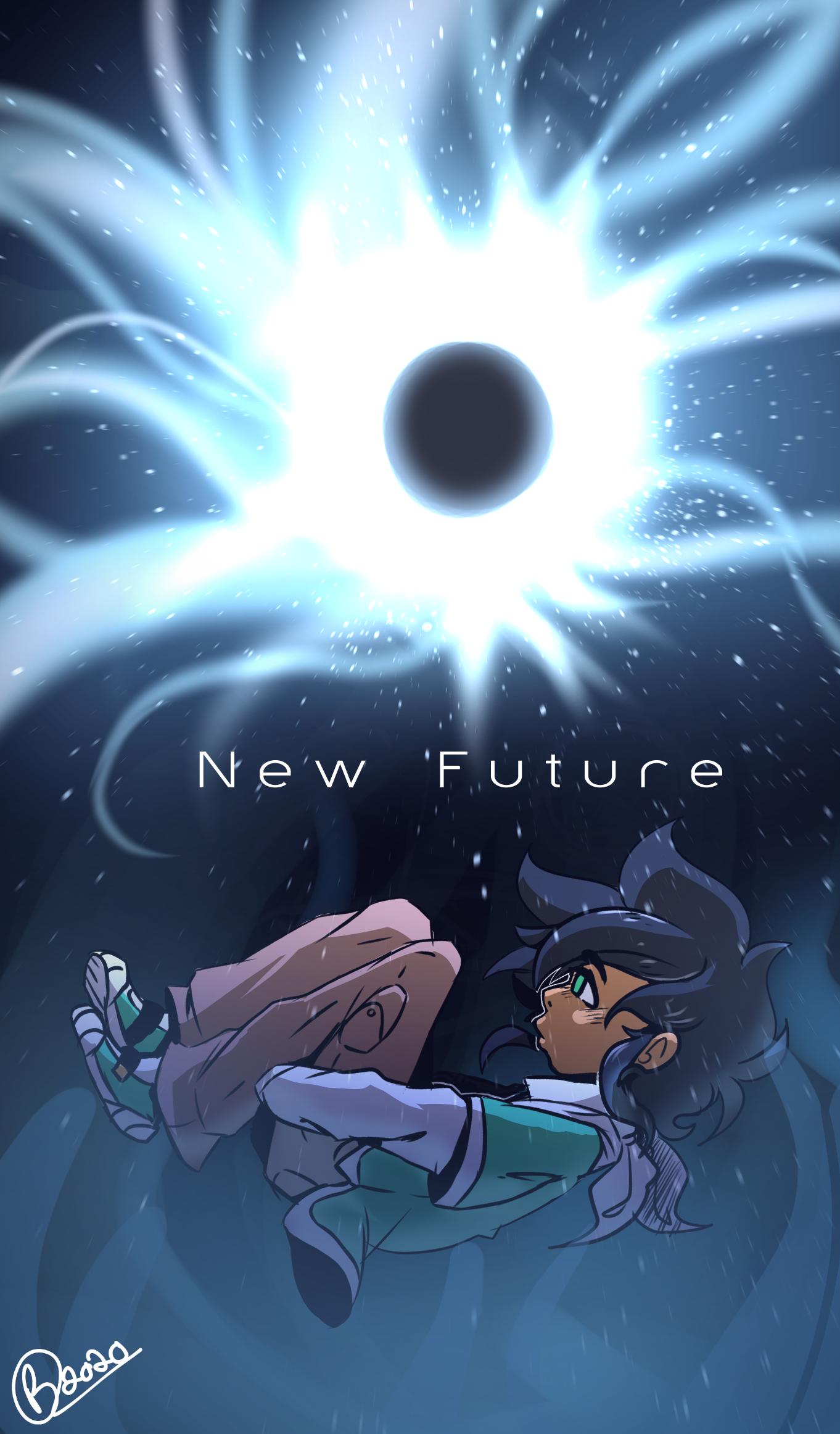 Into A New Future