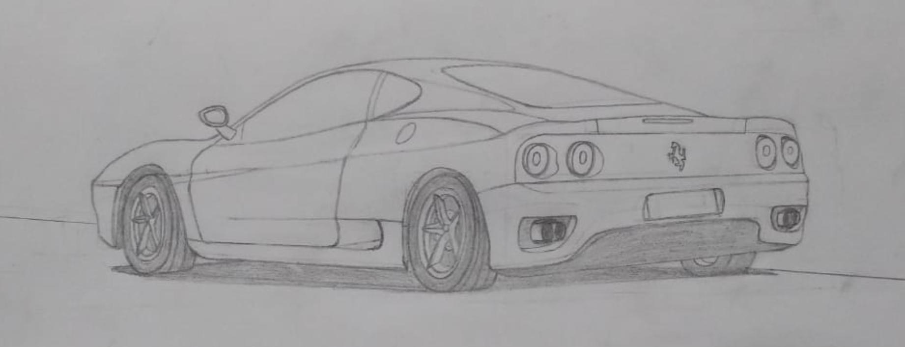 Ferrari 360 By Suzukiguy On Newgrounds