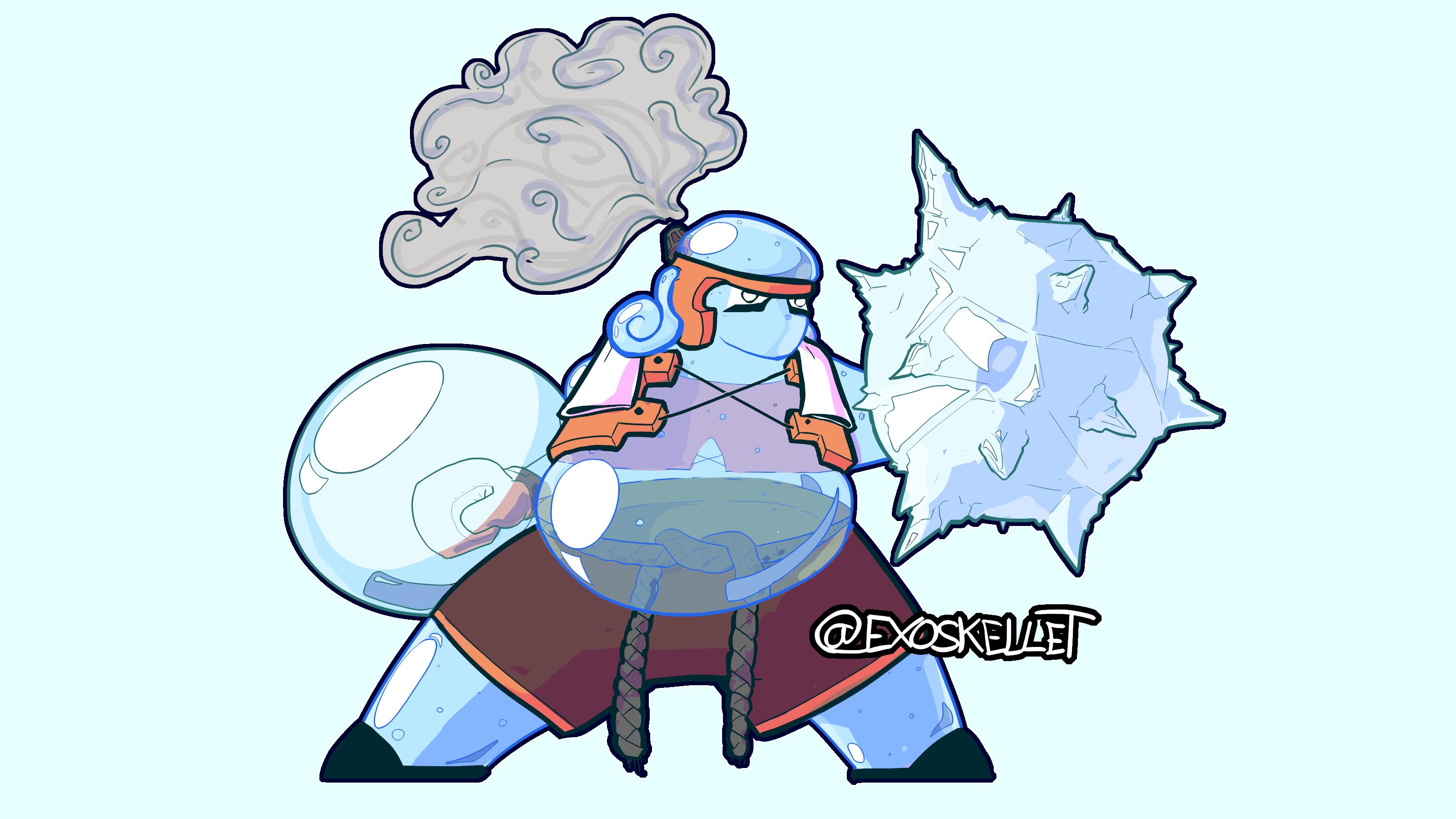Bubble Boxer