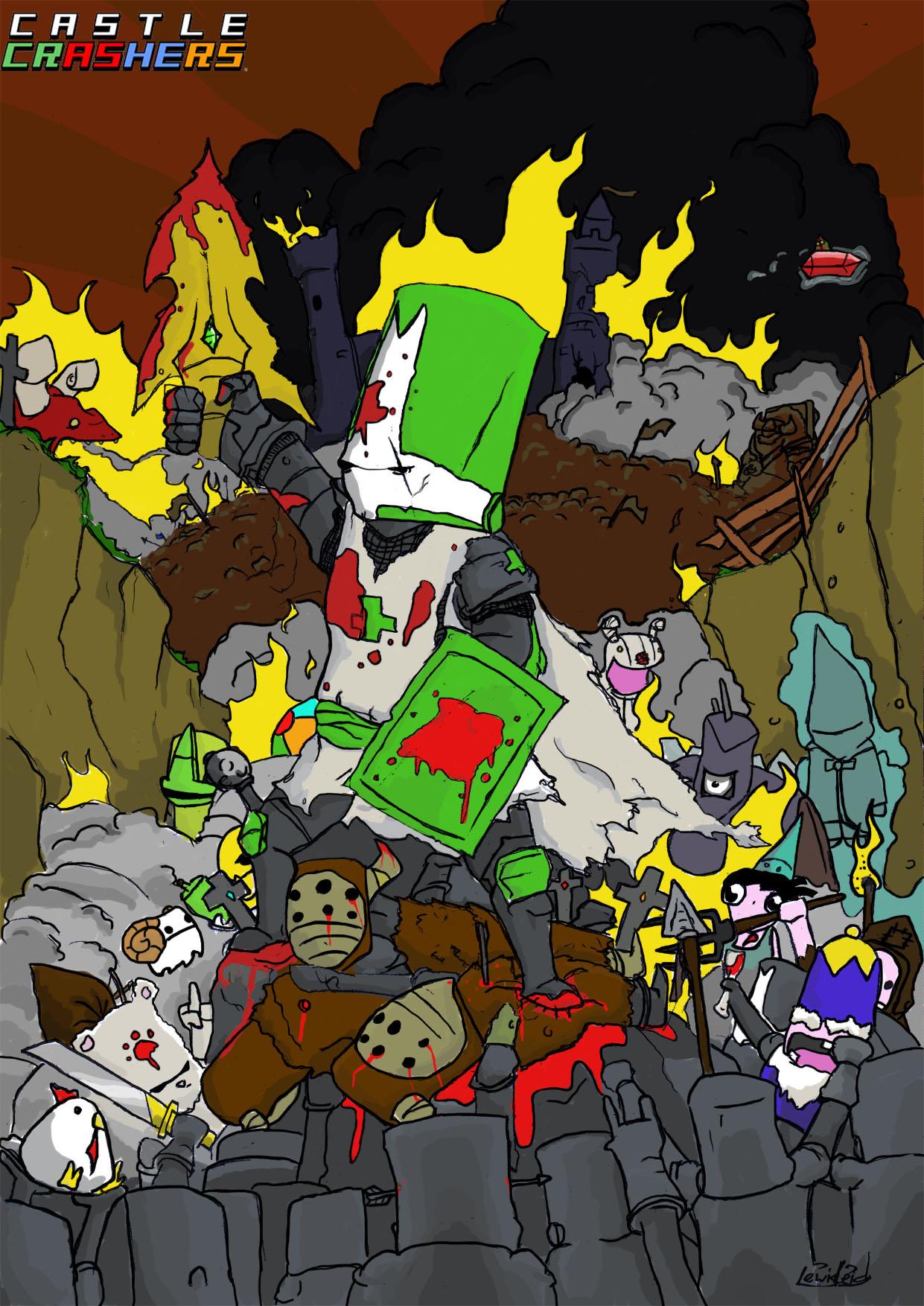 Castle Crashers Epic