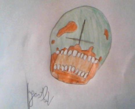 Madness combat - zombie's head