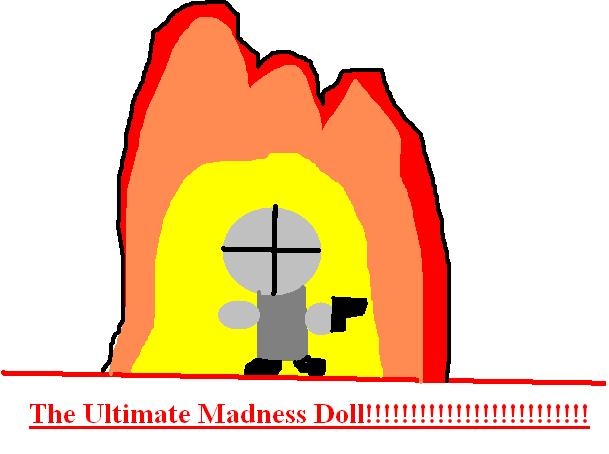 The Ultimate Madness Doll