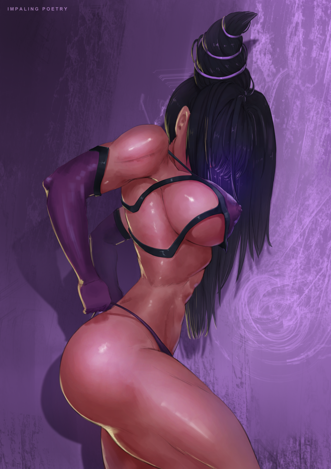 Juri Han (Street Fighter)