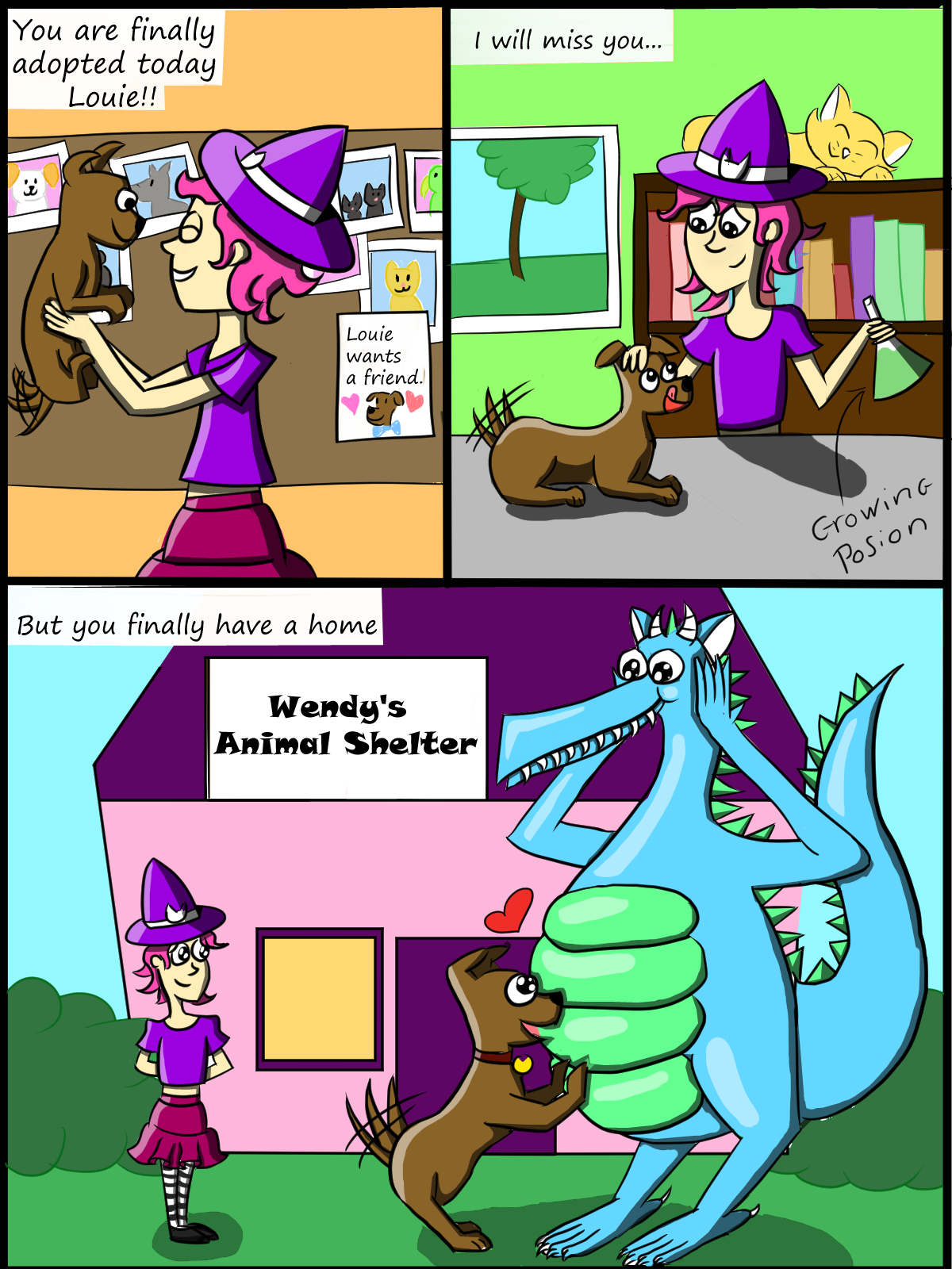 Wendy's Animal Shelter