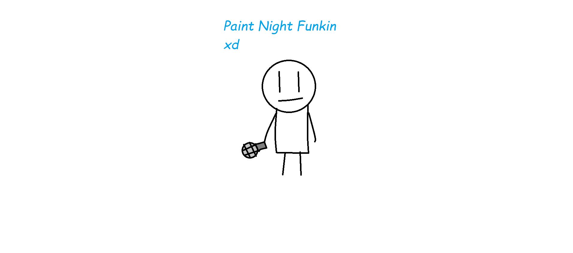 Paint Night Funkin