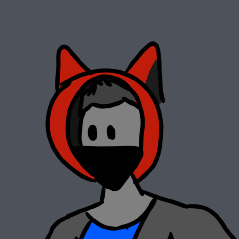 Bust of my Roblox character