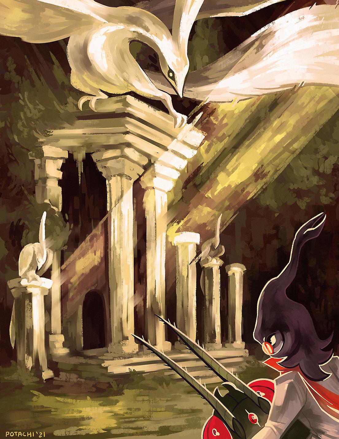 Temple of the Phoenix