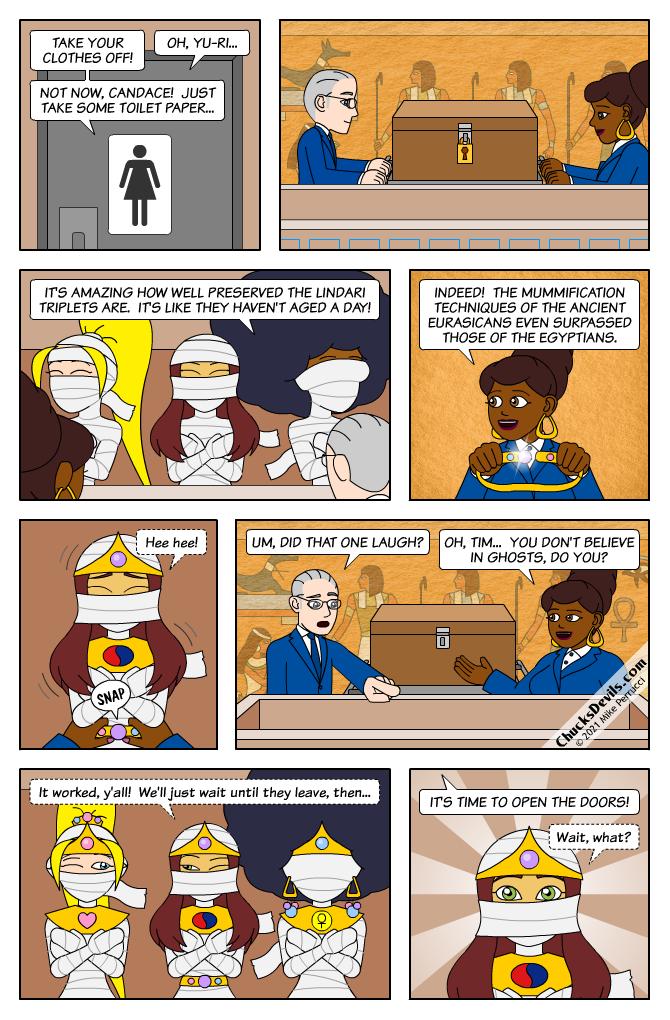 Chuck's Devils - Episode 14, Page 5