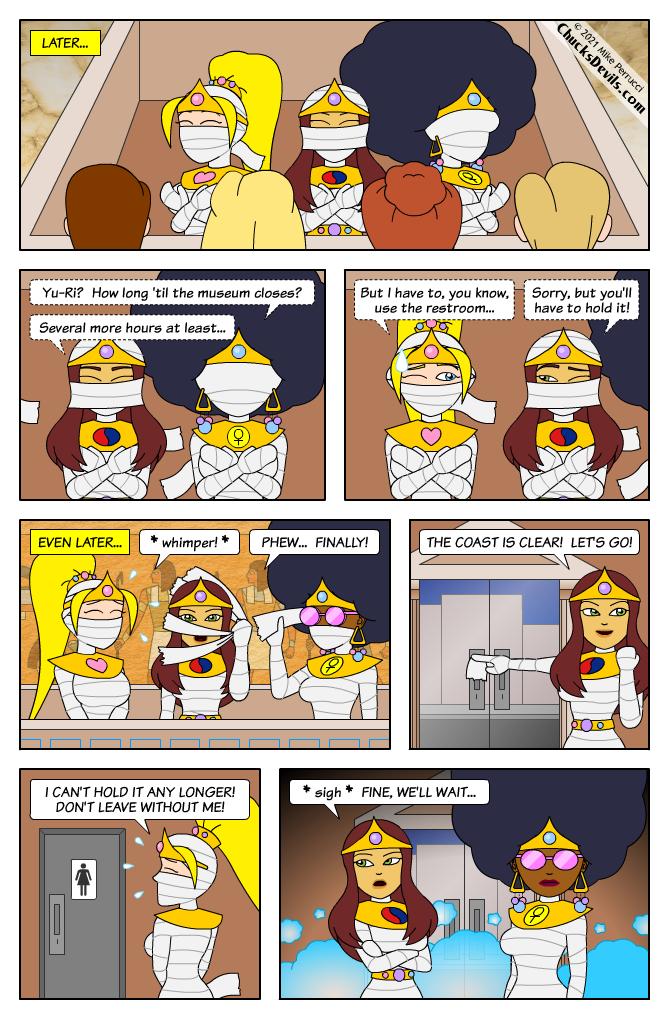 Chuck's Devils - Episode 14, Page 6