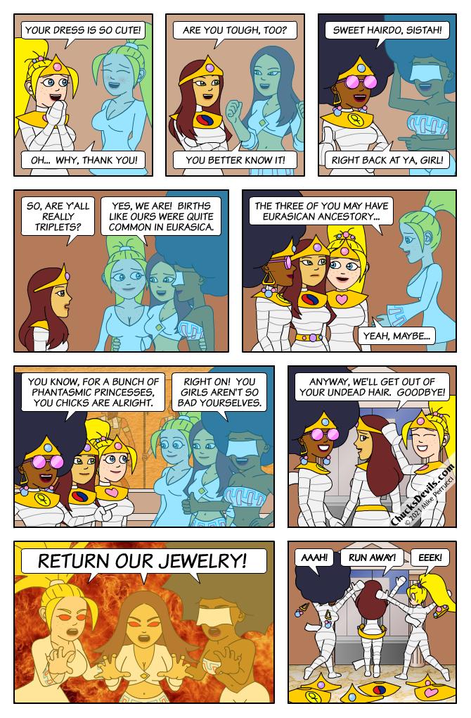Chuck's Devils - Episode 14, Page 8