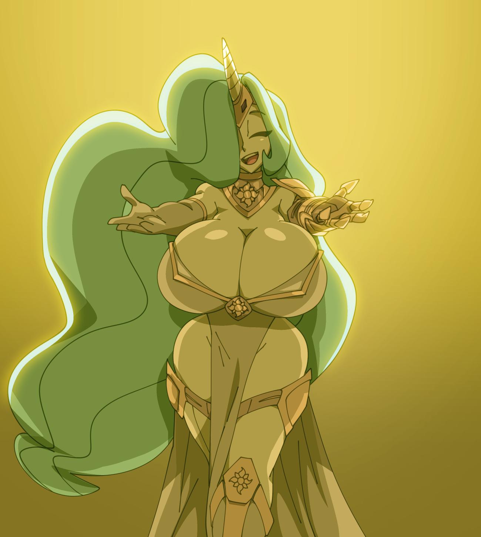 "Princess ""Miasma of Incandescent Plasma"" Celestia"