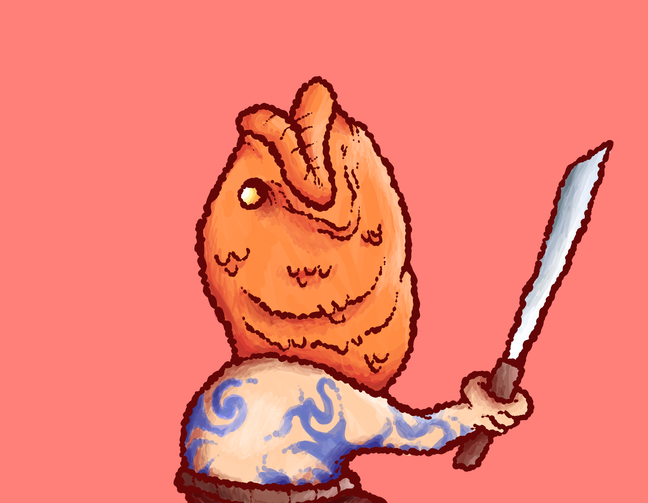 Carp from lisa the painful