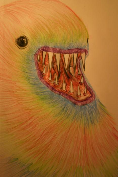 Rainbow Yeti
