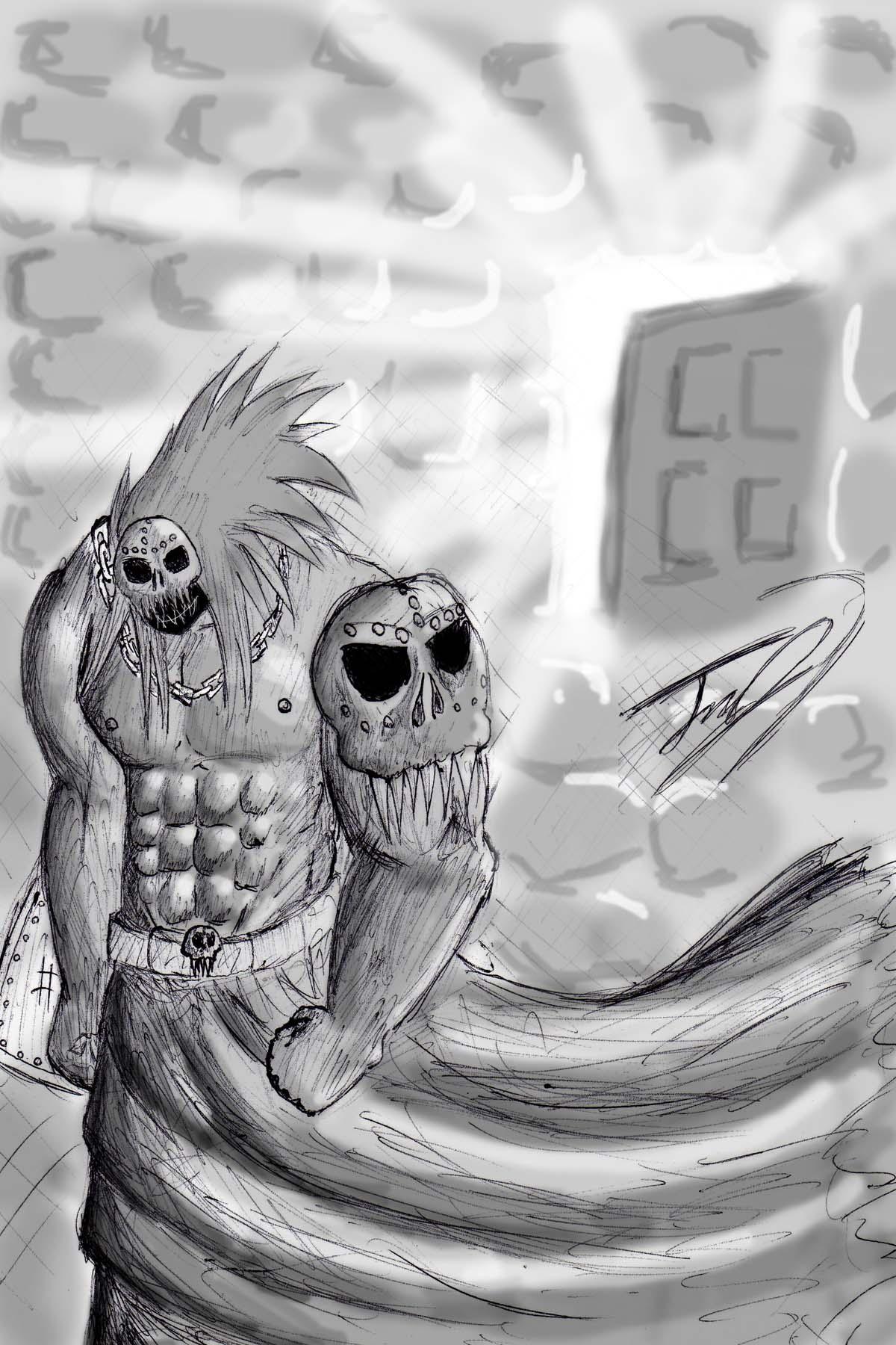 death warior