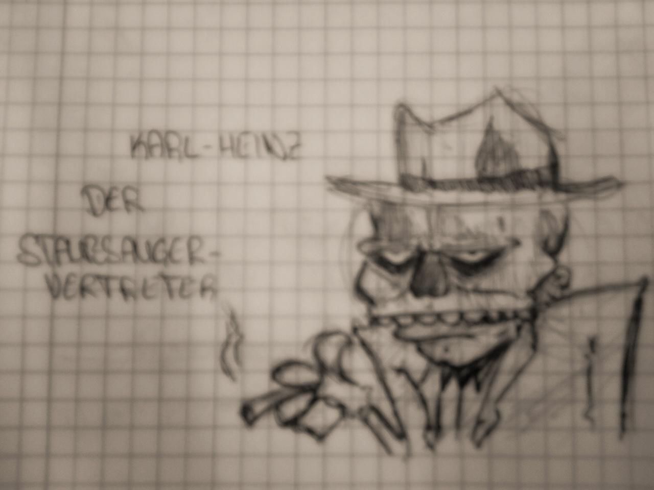 Karl-Heinz - Salesman
