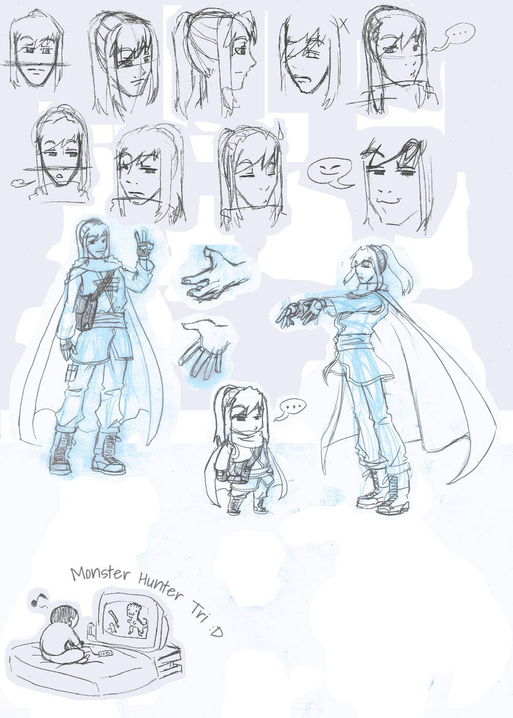 Deyr Sketches