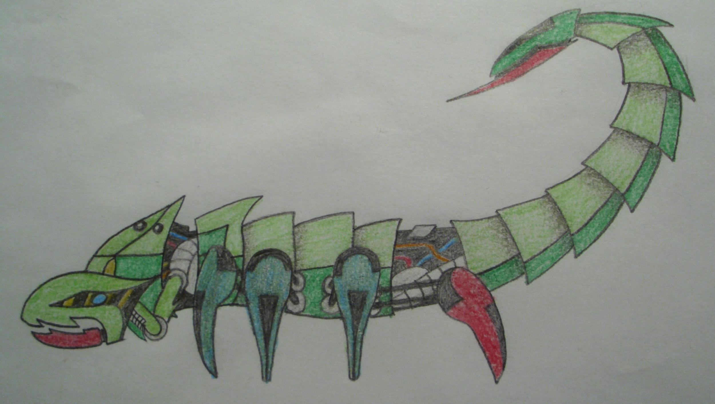 Cyber-Scorp