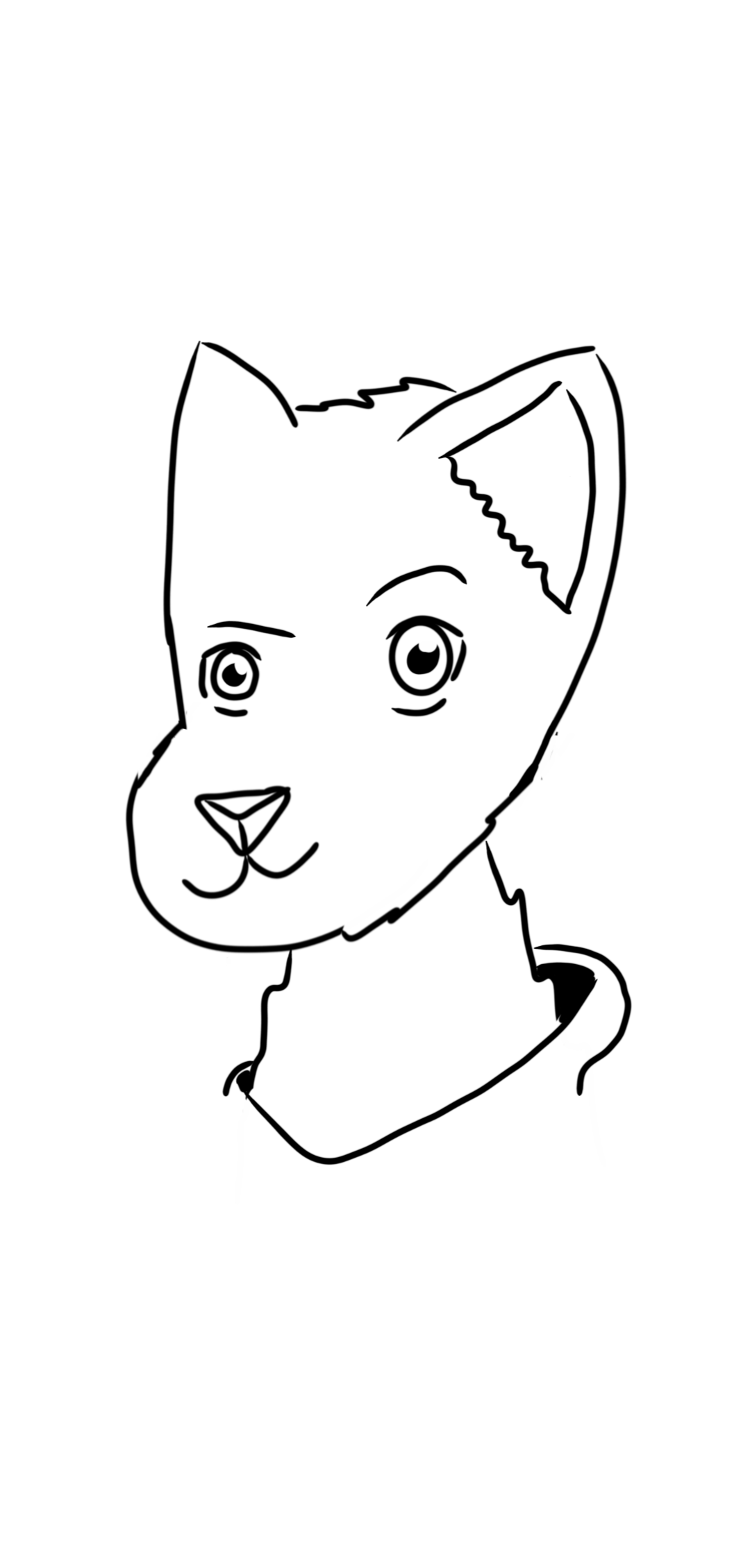 Furry attempt 1