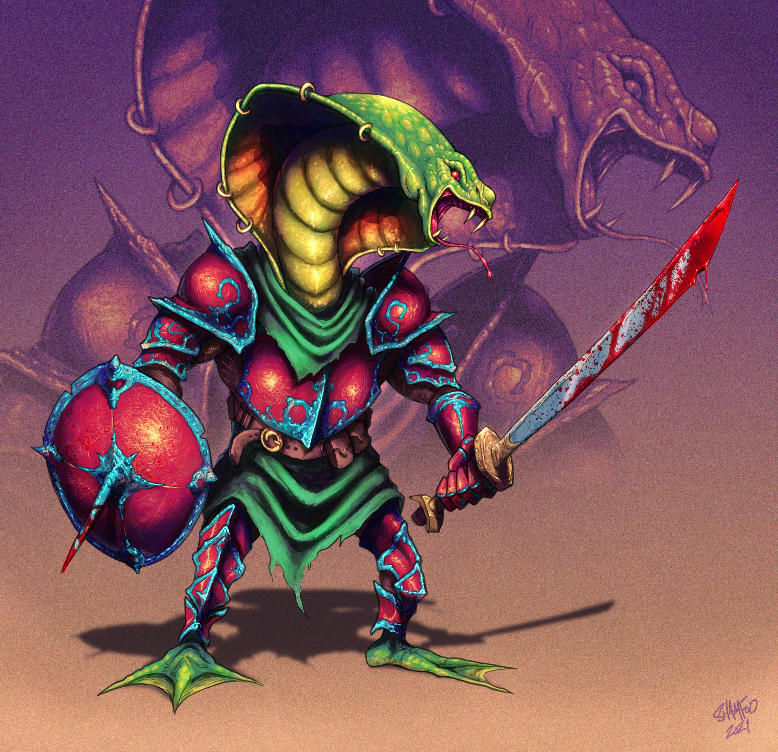 Rogue Serpent
