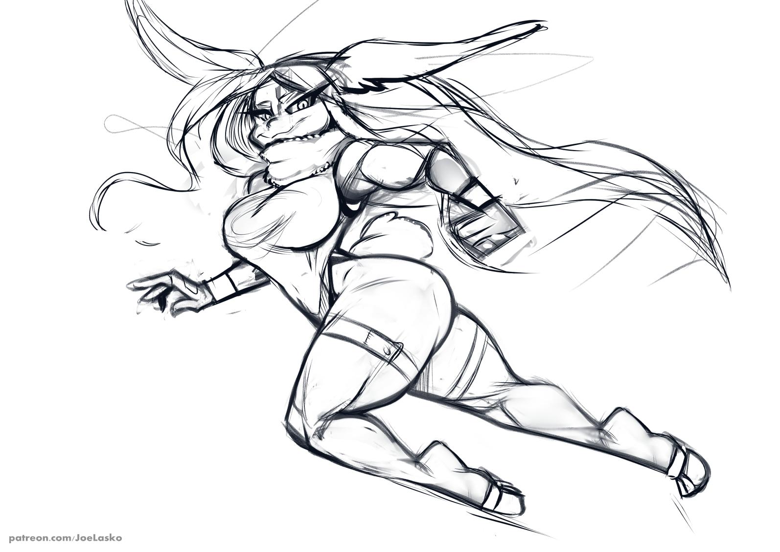 Usagyiyama Sketch 1/2