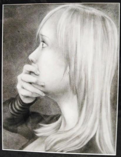 Self Portrait- Fear