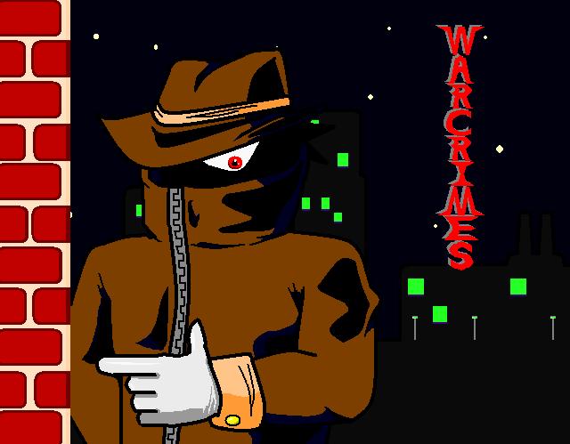 Warcrimes Pixelart