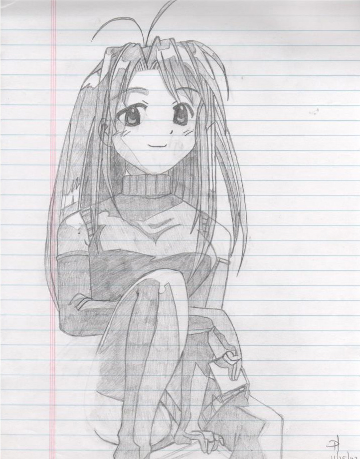 Love Hina Naru