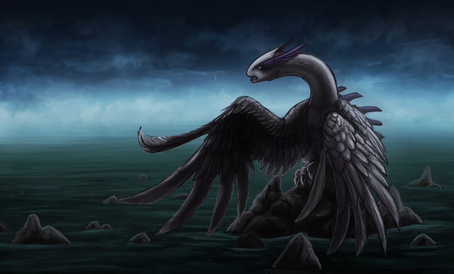 Lugia By Archir On Newgrounds