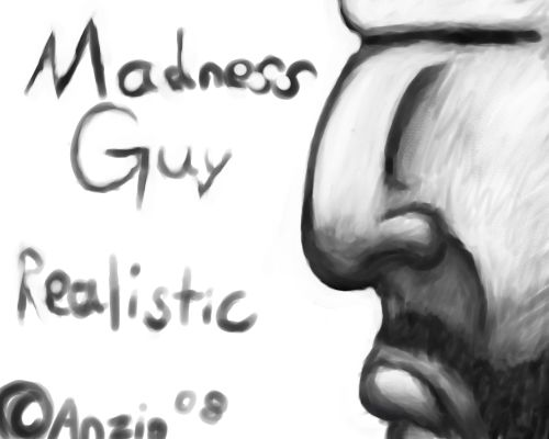 Madness Guy Realistic