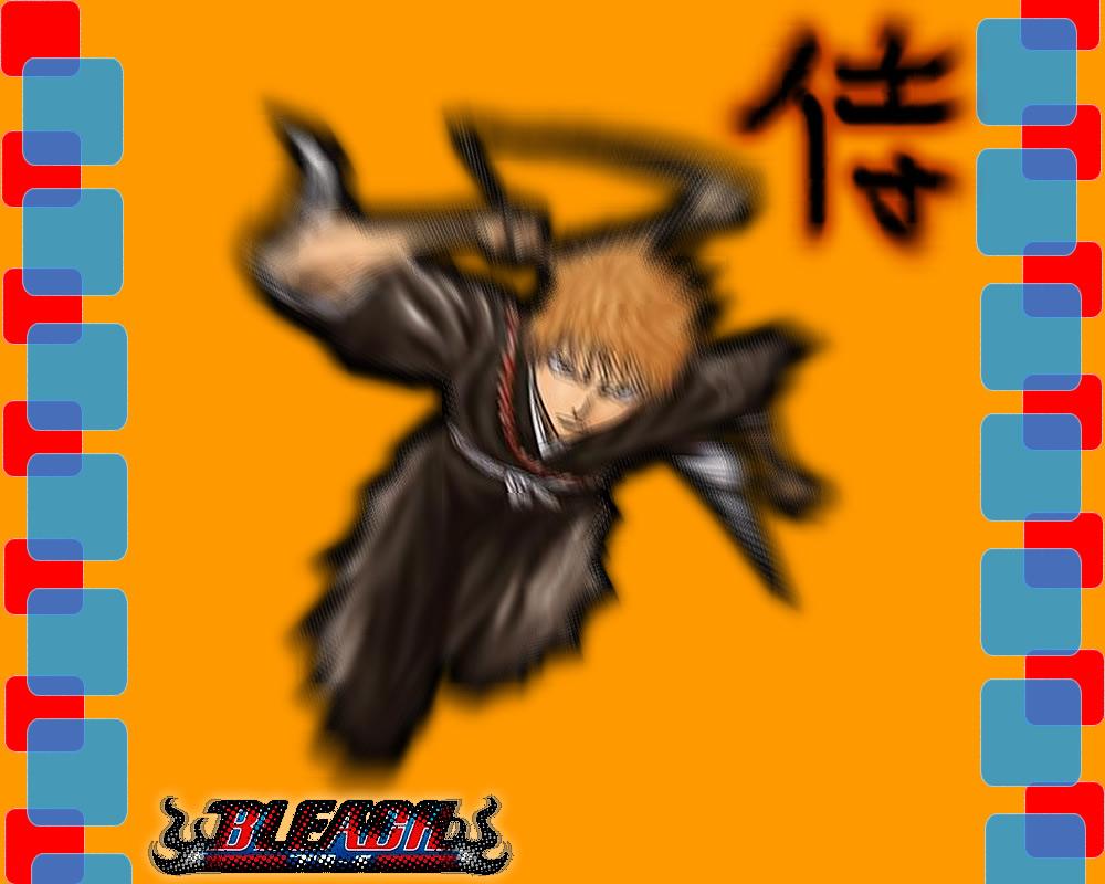 Blurred Ichigo