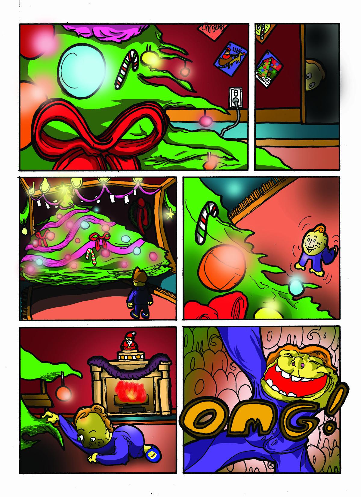 Christmas Tree - Page 3
