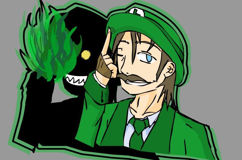 Luigazama-Power of Green