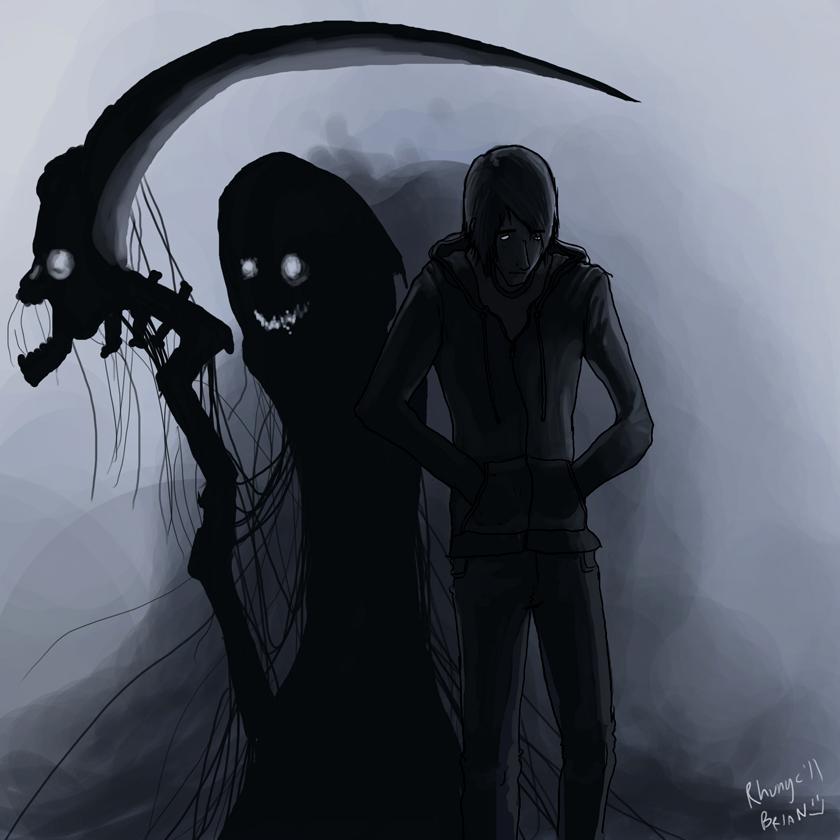 Death Follows Me