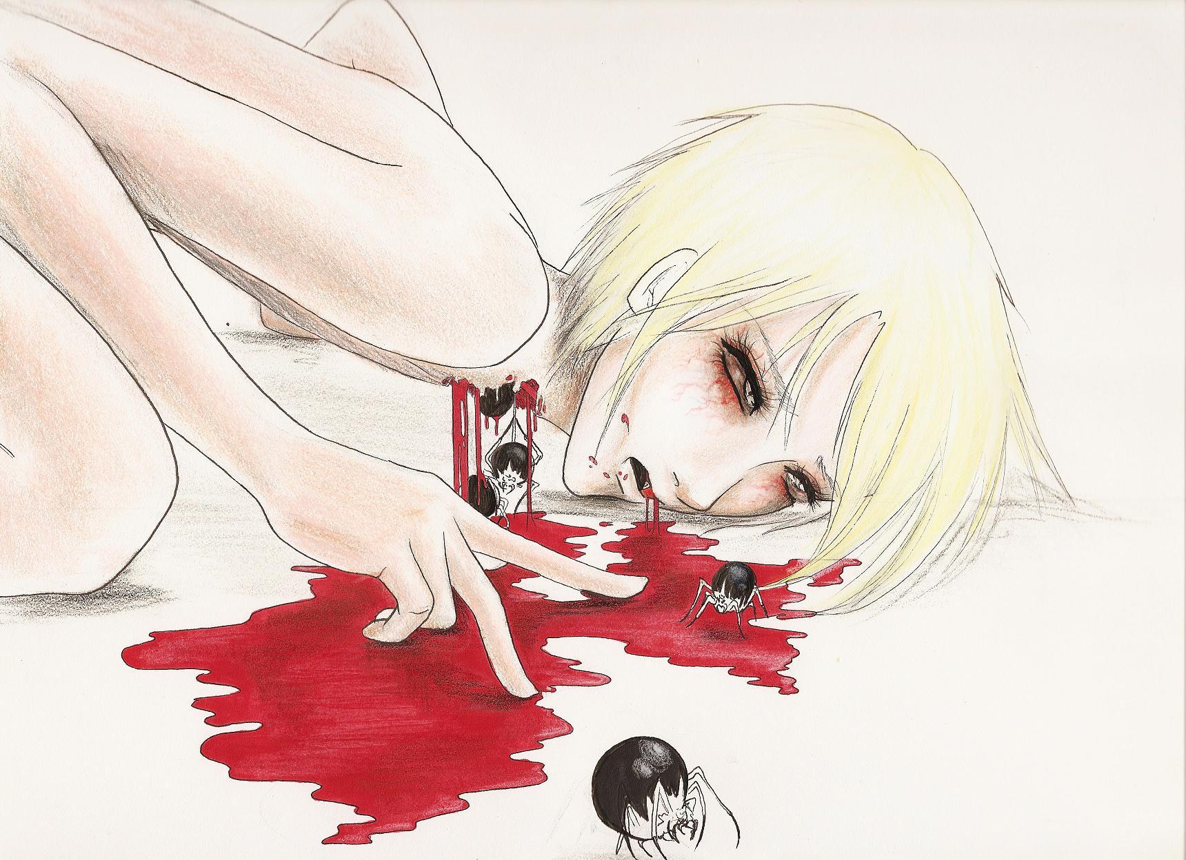 .Keep Bleeding.