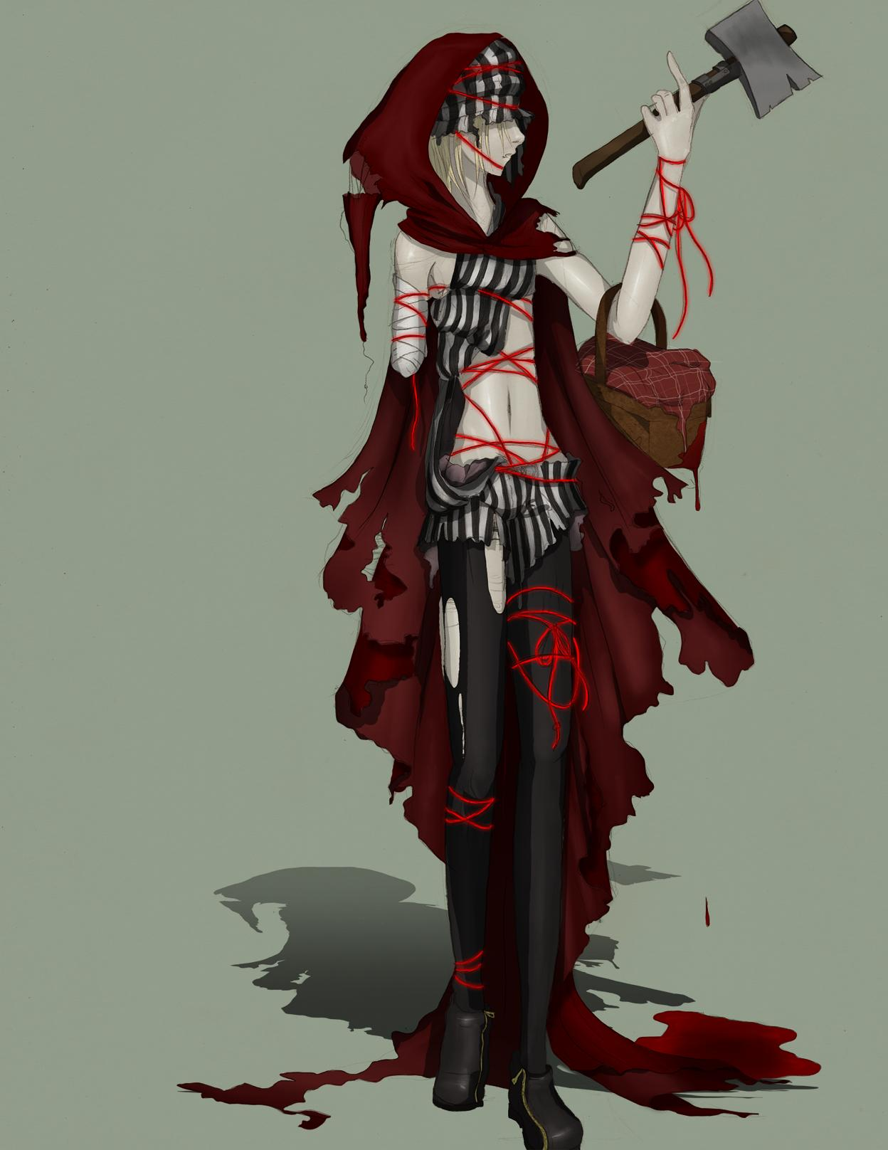 Red Riding Hood Slaughter