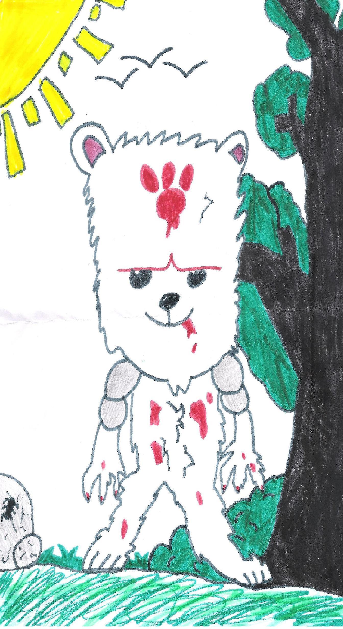 Castle Crashers Bear