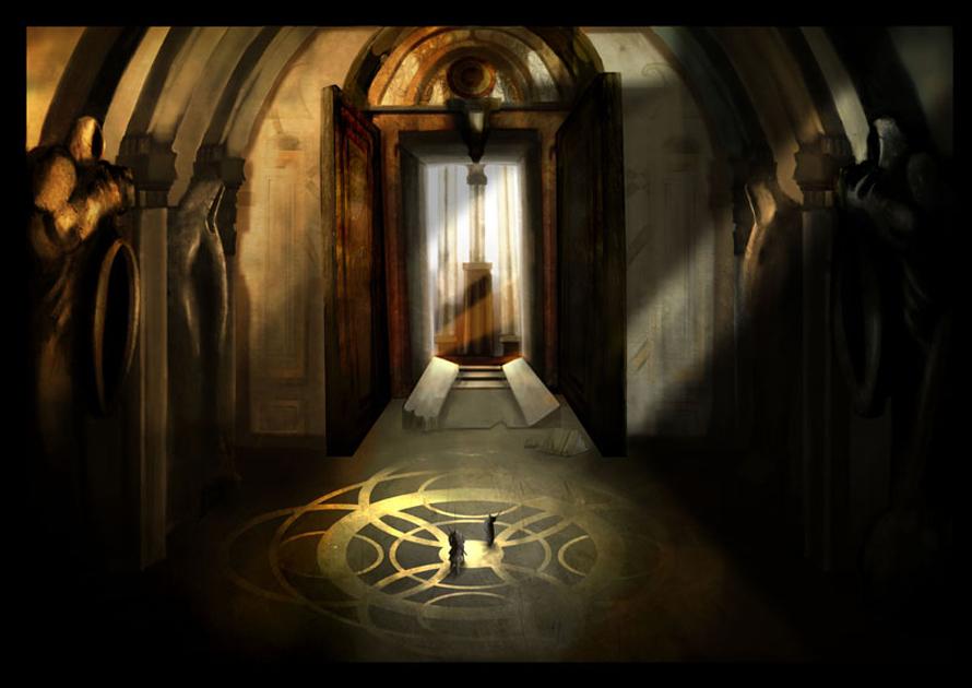 Crypte Sombre