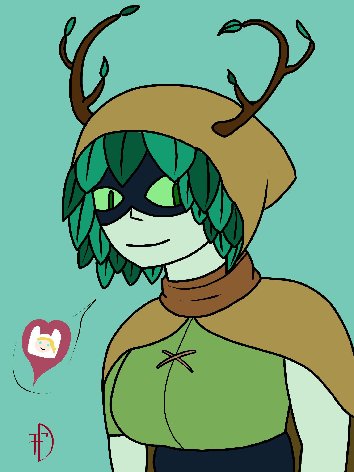 Happy Huntress Wizard