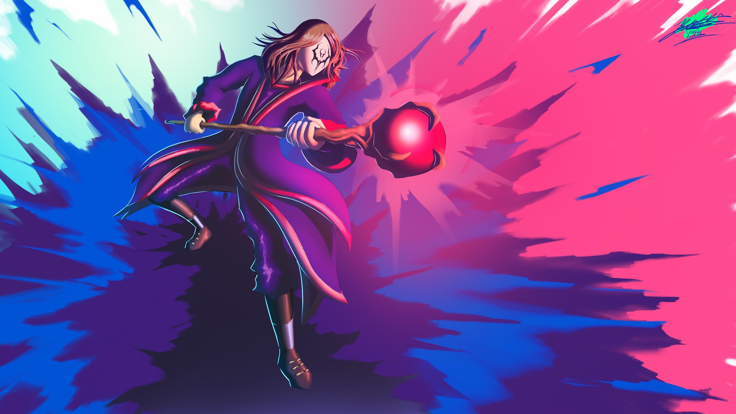 Masked Warlock   Dungeons & Dragons