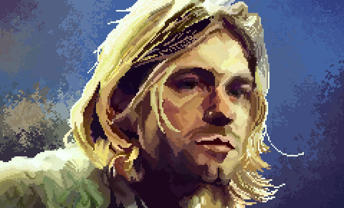 Kurt - Pixel Day 2021