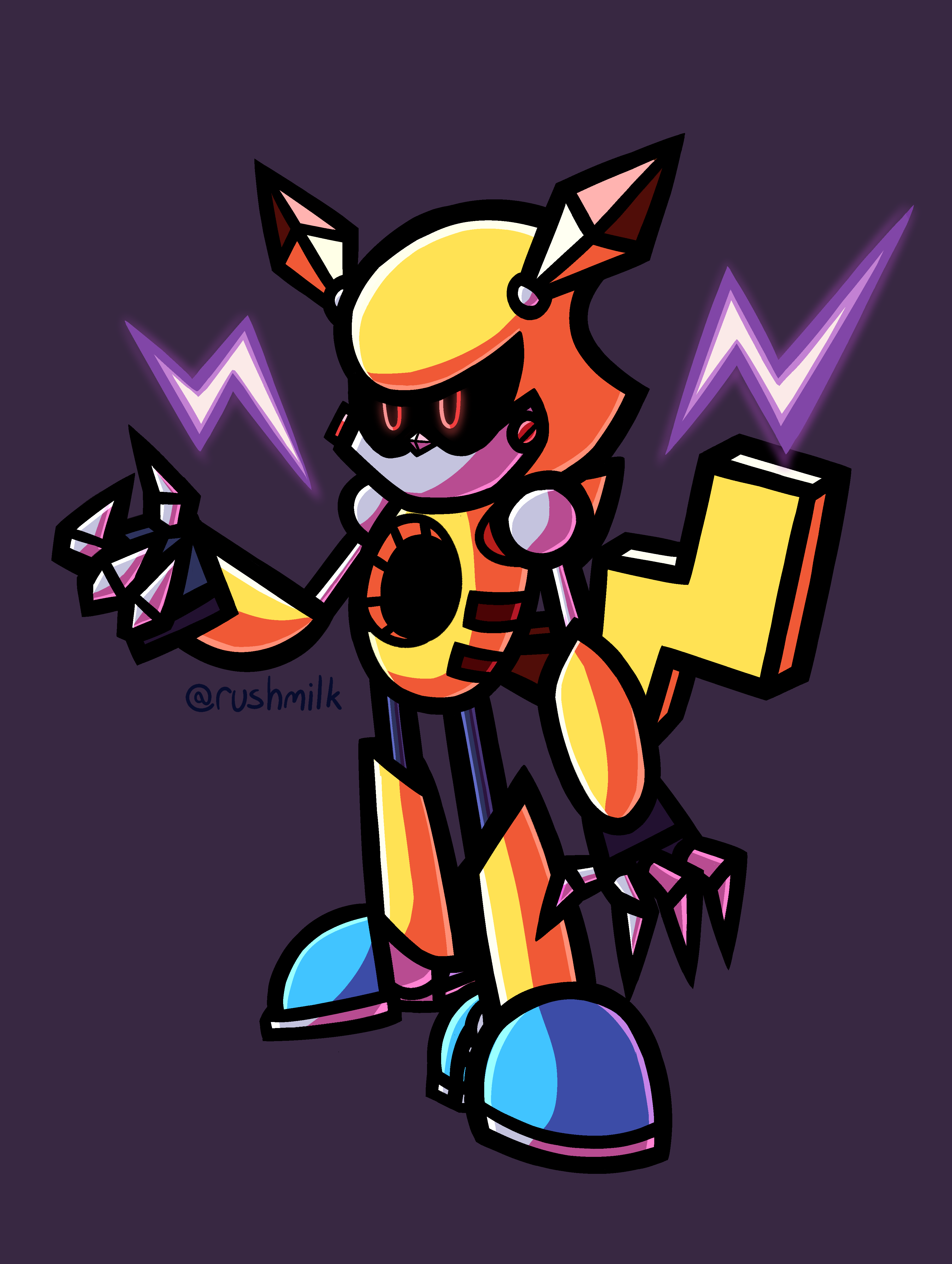Metal Sonichu