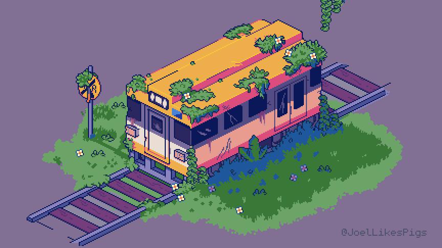 Broken Train